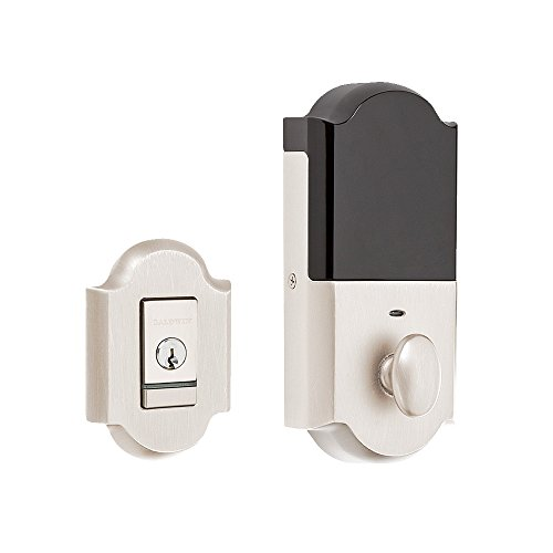 Evolved Arch Satin Nickel Smart Deadbolt