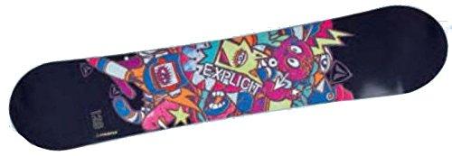 FIREFLY EXPLICIT Kinder Snowboard + Soft-Bindung A5 Jr., Größe:98
