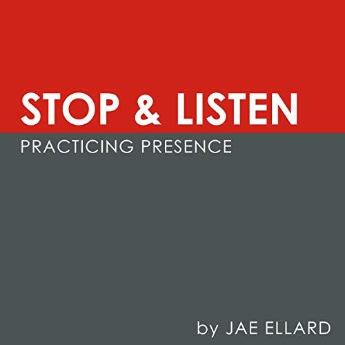 Page de couverture de Stop & Listen