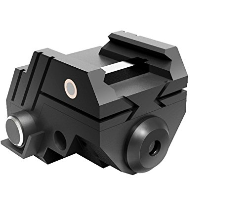 Ade Advanced Optics Universal Rechargeable Green Laser Sight for Sub-Compact Handgun Pistols