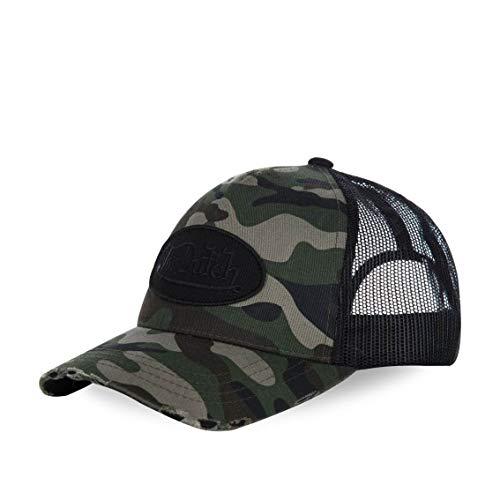 Von Dutch - Gorra de red de camuflaje Armee Fashion para...