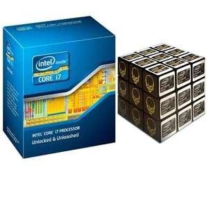 Intel Core i7-2700K - Paquete Unlo de núcleo cuádruple de 3,50 GHz