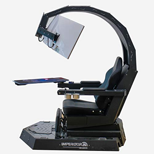 IWR1-P IMPERATORWORKS Gaming Chair, Computer Chair for Office and Home; for Triple Monitors