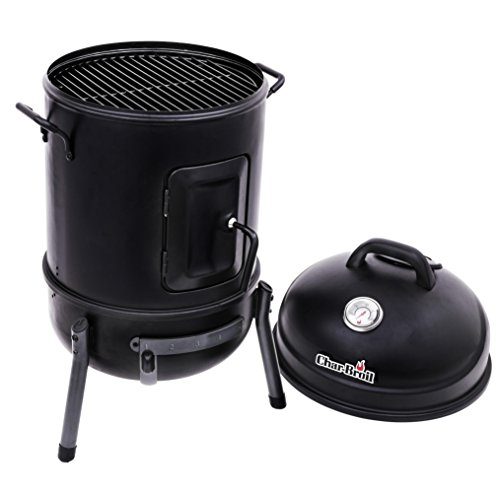 Char Broil Bullet Smoker Review