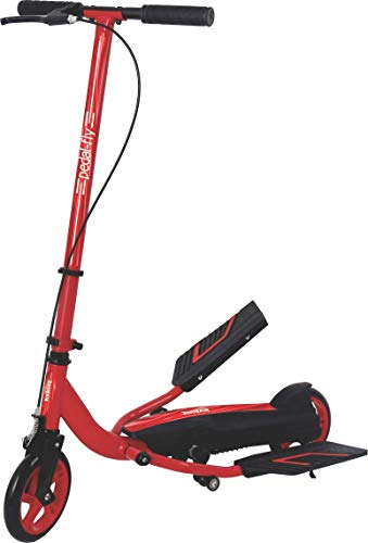 New Bounce Scooters for Kids - Scooter with Pedals Perfect for Kids 8 Years and Up - Ride It Like A Bike
