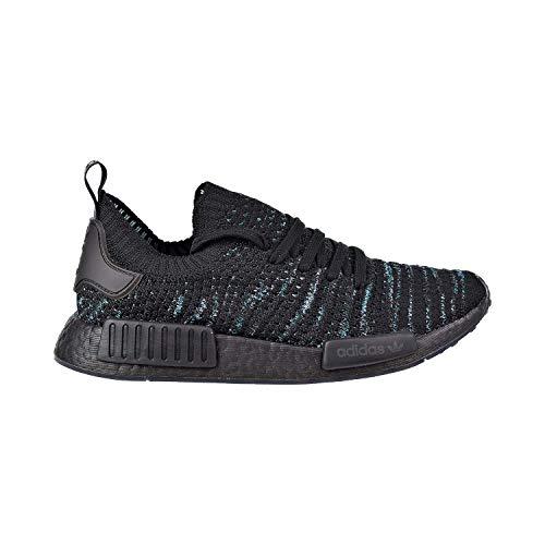 adidas Originals NMD_R1 STLT Parley Primeknit Shoe Men's Casual Black
