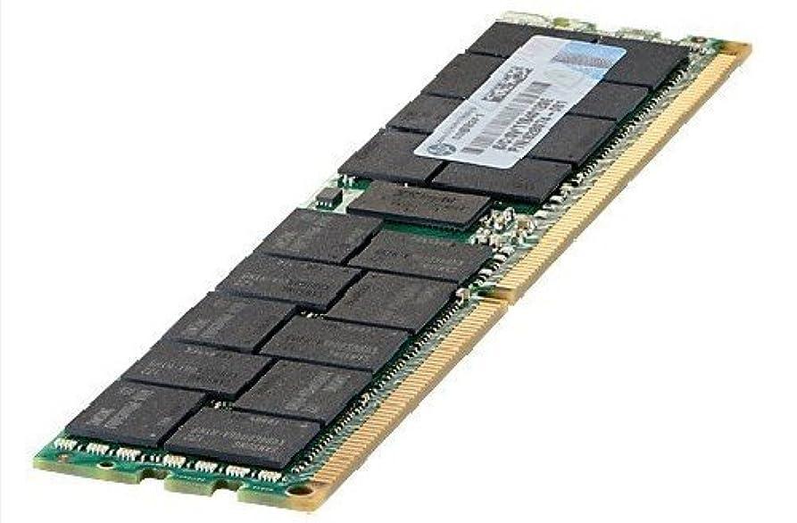 かみそり吹きさらし貫通HP 16GB Dual Rank x4 PC3-12800R DDR3-1333 Registered CAS-11 Memory Kit (672631-B21) by hp [並行輸入品]