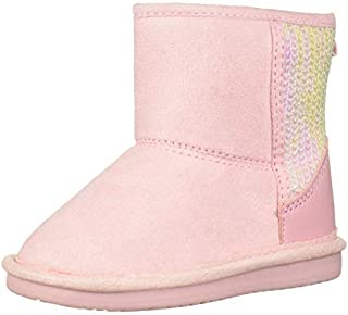 Toddler and Little Girls Zenday Fashion Boot