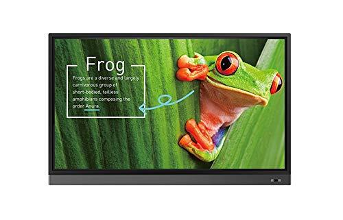 Preisvergleich Produktbild BenQ 9H.F4ATK.DE1 RM7501K Touch Display Schwarz / Anthrazit