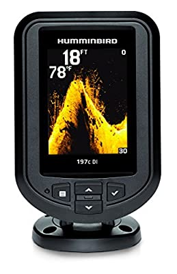 Humminbird PiranhaMax 197C DI Color Fish Finder with Down-Imaging