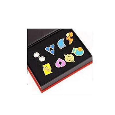 Pokèmon Gym Badges Set of 8PCS de Pokemon