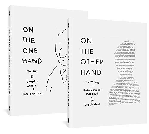 On the One Hand/On the Other Hand: The Art & Graphic Stories of R. O. Blechman / The Writing of R. O. Blechman Published and Unpublished (English Edition)