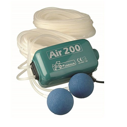 Ubbink BioPure 2000 Basic Air Indoor luchtpomp, Mehrfarbig