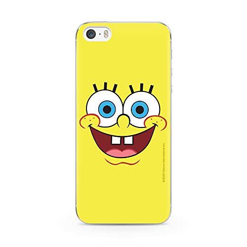 Original Spongebob Handyhülle Spongebob 007 iPhone 5/5S/SE Phone Case Cover
