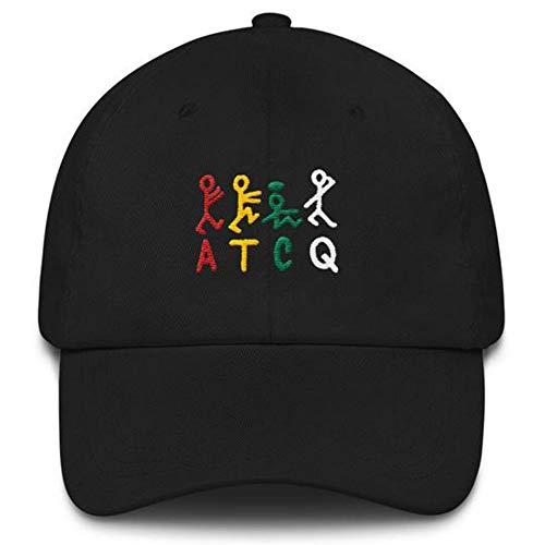 POIUIU Baseballmütze Bestickte Papa Hut Strap Zurück Kappe Klassische Hip Hop Baseballmütze S Fashion Hats