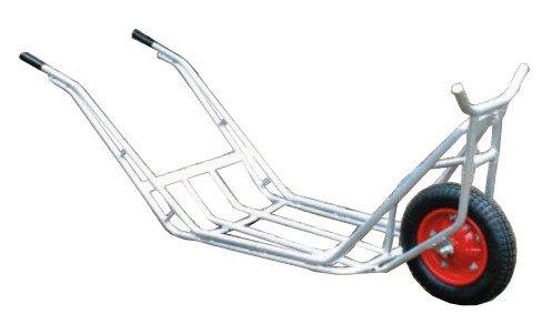 ハラックス アルミ製 植木運搬用一輪車 CU-1 植木用一輪車