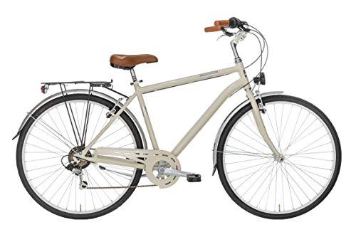 Alpina Bike 28 Zoll Cityrad Herren Viscontea Roxy 6 Gänge Schwarz 50 cm Rahmengröße