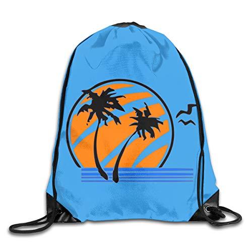 The Last Of Us Ellie's Drawstring Backpack Bag Gym Sack Sport Sack Backpack