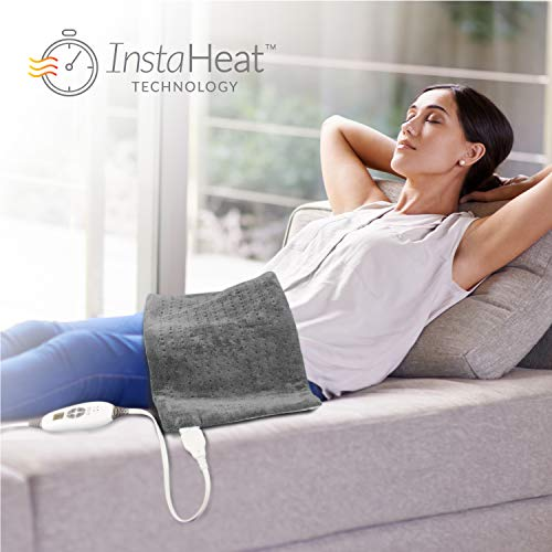 Pure Enrichment® PureRelief™ Electric Heating Pad