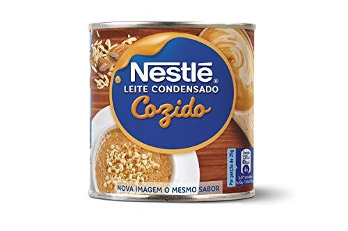 Leite Condensado Cozido NESTLÉ -- Gezuckerte und gekochte Kondensmilch, Dose 397g