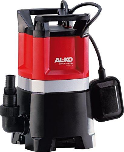 Preisvergleich Produktbild AL-KO Schmutzwassertauchpumpen Drain 10000 Comfort (650 W Motorleistung,  10.000 l / h max. Fördermenge,  8 m max. Förderhöhe,  30 mm max. Korngröße)