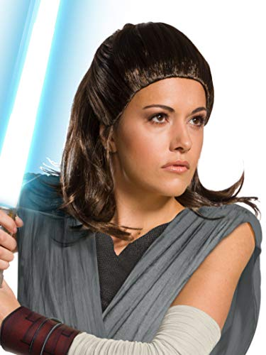 Rubie's Star Wars Episode VIII The Last Jedi Adult Rey Wig