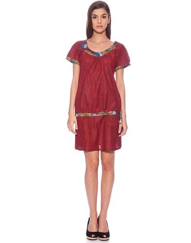 Sigris Vestido Rojo L