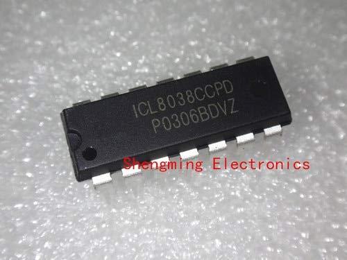 5 Stück ICL8038CCPD ICL8038 8038 DIP-14 IC