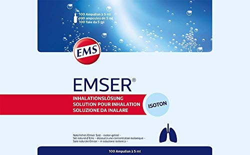 Emser Inhalationslasung Ampullen, 100 pcs