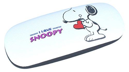 'Super Gafas funda para niños'I love Snoopy Peanuts