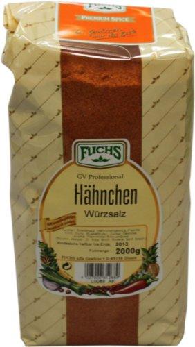 Fuchs Hähnchen Würzsalz Gewürzmischung (2kg Beutel)