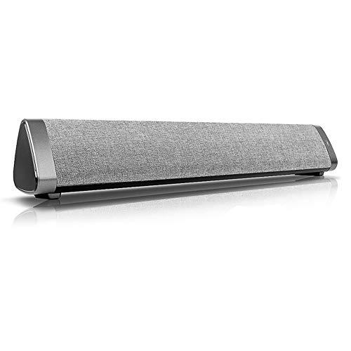 JIE. Altavoz Bluetooth 10W, Altavoz inalámbrico portátil, batería MAH incorporada de 2000, Hora de Juego de 6 Horas, Rango de Bluetooth de 10 Metros, Bajo Mejorado