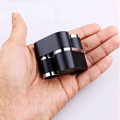 J-Love Binoculares para Adultos, telescopio monocular 8X22, Mini telescopio HD Alta Potencia, telescopio no Impermeable bajo Nivel luz para observación Aves, Camping, Caza, Turismo