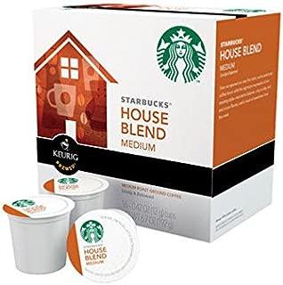 Starbucks House Blend Coffee K-Cups