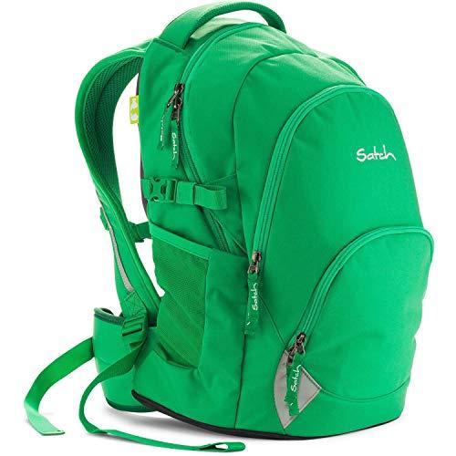 SATCH Grinder Schulrucksack SAT-BAS-001-216, 43 cm, 27 L, Green