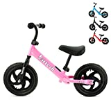 Balance Bike for Toddlers, Kids - 2, 3, 4 Year Olds, Bicycle Toys