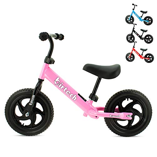 Balance Bike for Toddlers, Kids - 2, 3, 4 Year Olds, Bicycle Toys for 1 Year Old Boys Girls, No Pedal Training Bicycle Toddler Bike