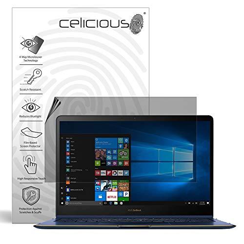 Celicious Protector de Pantalla de Privacidad de Cuádruple Vía Screen Privacy Plus para ASUS ZenBook Flip S UX370UA