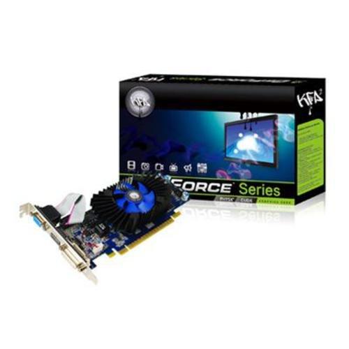 GALAX 43GGS8HX3XFZ - Tarjeta gráfica (GeForce GT 430, 2560 x 1600 Pixeles, NVIDIA, 1 GB, DDR3-SDRAM, 128 bit)