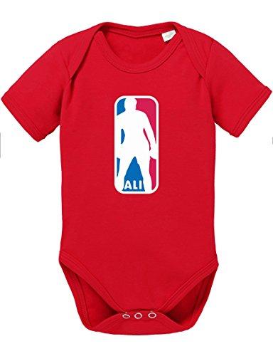 Ali NBA Basketball Tute e Tutine, Bimbo Baby Dragon Master Son Ball Vegeta Turtle Roshi Db, Größe2:62;Baby:Rot