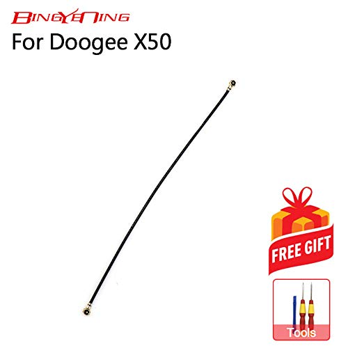 AiBaoQi for Doogee X50 WiFi Wire Antenna Line Signal Flex Cable Connector Replacement Repair Parts