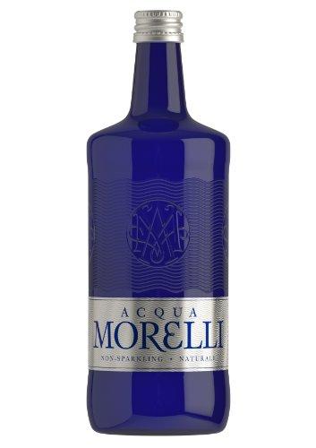Morelli Naturale Stilles Mineralwasser 12 x 0,75 Liter
