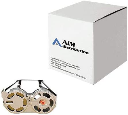 AIM Compatible Replacement for IBM Selectric III Correctable Ribbons (6/PK) (1299508) - Generic