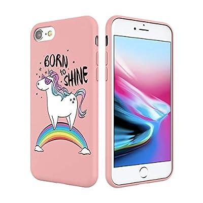 Yoedge - Carcasa para Samsung Galaxy A31, diseño de estampado de flores, color rosa, Unicornio 2, for Samsung Galaxy A31
