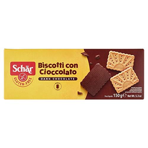 FIEL. CHOCO S/G Biscoti 150 GR.