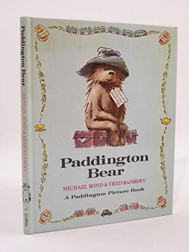 Paddington Bear (Paddington picture book)の詳細を見る