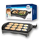 Westinghouse 220 volt griddle Family Size grill 220 Volts WKGL2456 220v 240 volts (NOT FOR USE IN USA)