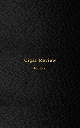 Cigar Review Journal: Tasting journal for Cigar Smokers | Keep cigar bands, notes of manufacturer, flavour, quality, taste and more