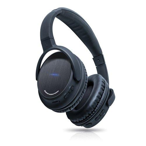 Alphasonik ASE300BT Bluetooth Headphones, V4.0 Wireless Sport...