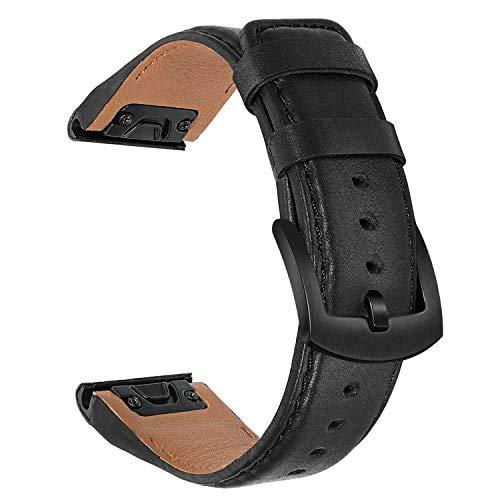 TRUMiRR Cowhide Leather Strap